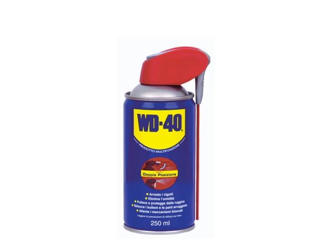 WD40 SBLOCCANTE MULTIUSO SPRY ML 250 DP