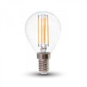 LAMPADA LED FILAMENTO BULBO VT-1996 E14 4W
