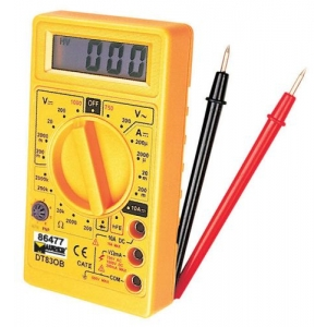 TESTER DIGITALE DISPLY LCD