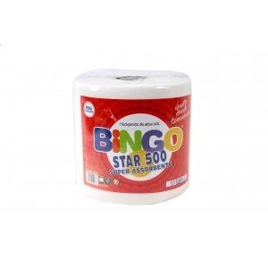 CARTA ASCIUGATUTTO BINGO STAR 1RT