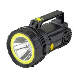 TORCIA RICARICABILE LED 6V 400 lumen
