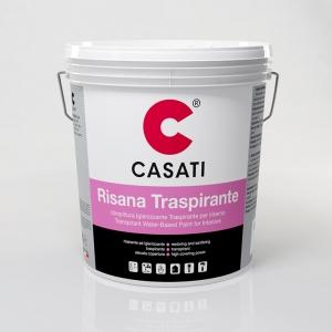 CASATI RISANA TRASPIRANTE ANTIMUFFA  LT 14