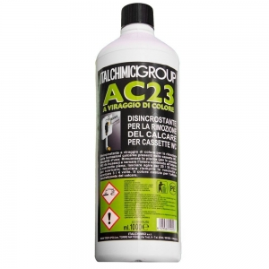 DISINCROSTANTE CASSETTE WC AC23 LT1
