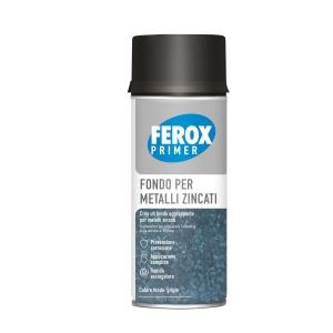 FEROX PRIMER METALLI ZINCATI SPRAY 400ML 2012