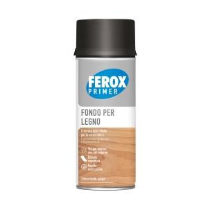 FEROX PRIMER LEGNO SPRAY 400ML 2014
