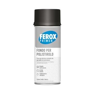 FEROX PRIMER POLISTIROLO SPRAY 400ML 2015