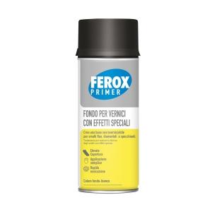 FEROX PRIMER VERNICI EFFETTI SPRAY 400ML 2016