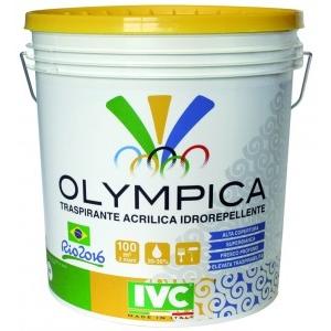 OLYMPICA TRASPIRANTE BIANCO LT14
