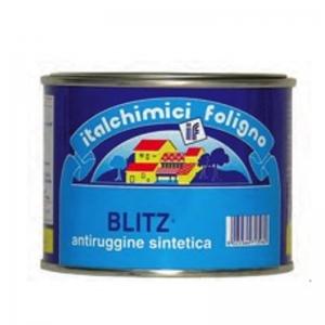 ANTIRUGGINE SINTETICA BLITZ GRIGIA ML 500