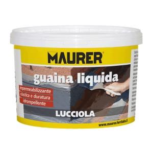 GUAINA LIQUIDA ROSSA LT4 MAURER