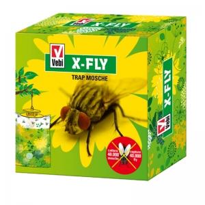 X-FLY TRAP TRAPPOLA MOSCHE ECOLOGICA CON ATTRATTIVO