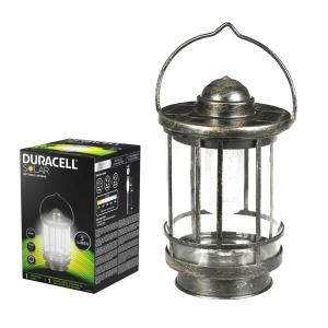 DURACELL LAMPA SOLARE LED LANTERNA 5 LUMEN
