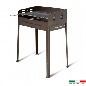 BARBECUE POLIFEMO ECO CM 40X60X90H