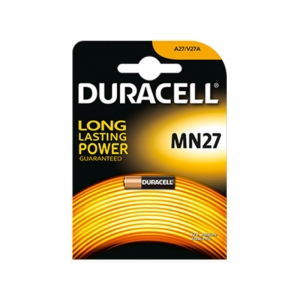 DURACELL MICROPILA MN27 12V