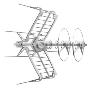 ANTENNA SIGMA COMBO LTE UHF-VHF
