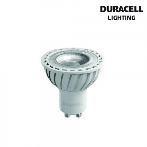 DURACELL LAMPADINA LED GU10 7W E14 3000K