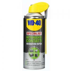 WD40 SPECIALIST DETERGENTE CONTATTI 400ML