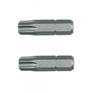 INSERTI TORX T40 1/4 L25MM PZ2