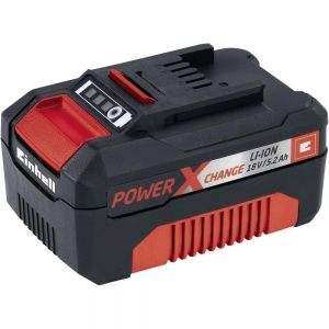 EINHELL BATTERIA LITIO 5,2AH POWER X-CHANGE 18V