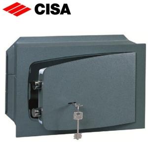CASSEFORTI CISA C/CHIAVE 31X19X19,5 8A010-21