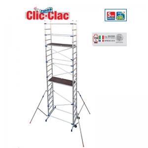 TRABATTELLO CLIC-CLAC FACAL MT 646