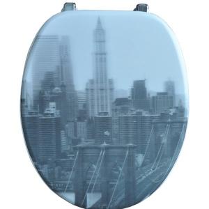 SEDILE WC NEW YORK 3D