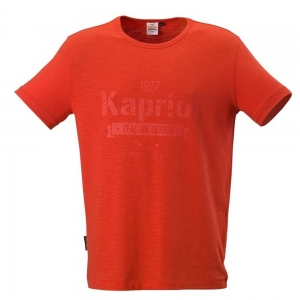 KAPRIOL T-SHIRT ROSSA XL